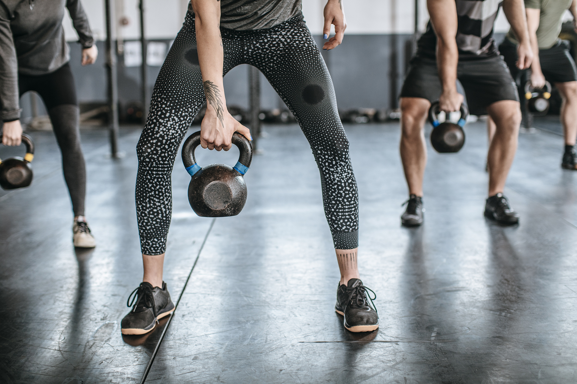 The Lab: Strength and Conditioning