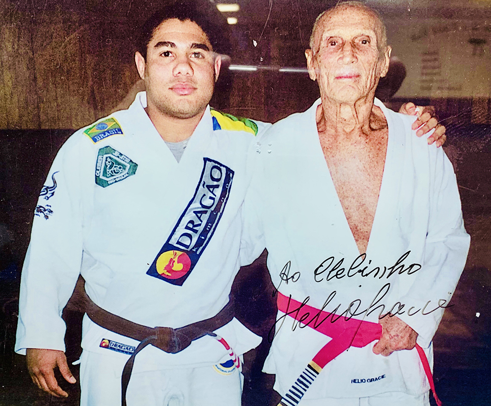 Cleber and Helio Small